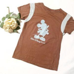 Walt Disney World Mickey Mouse Silo Tee Shirt